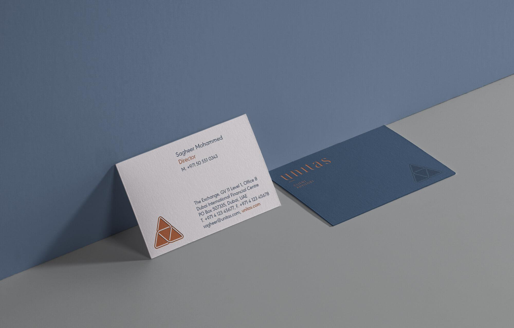 unitas-businesscard-mikerock